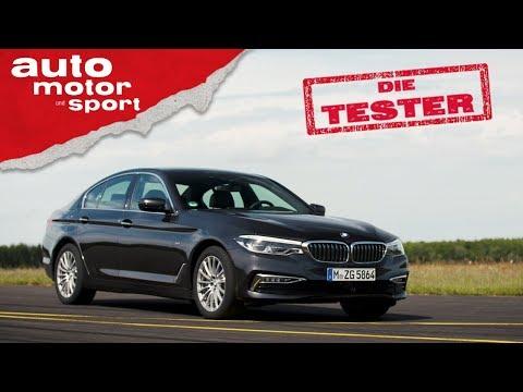BMW 530d: Der Allround-Fünfer? - Die Tester | auto motor und sport