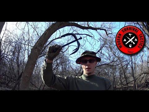 Tree platform shelter idea / MISSION COMPROMISED