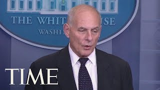2017-10-19-20-54.Chief-Of-Staff-John-Kelly-Defends-President-Trump-s-Call-To-Widow-And-Denounces-Congresswoman-TIME
