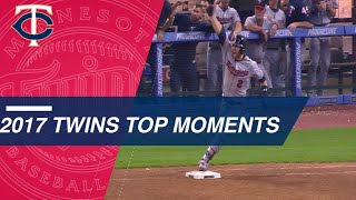 Minnesota Twins top moments from the 2017 season