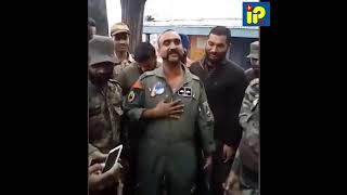 Abhinandan Latest Viral Video | Abhinandan Varthaman Craze After Re Join in Duty |