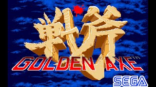 Amiga 500 Longplay [004] Golden Axe
