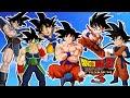 Dragon Ball Z Budokai Tenkaichi 3 : El Pelo De Goku ! - Goku, Goku GT, Kid Goku Goten Bardock Turles