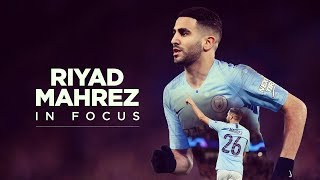 RIYAD MAHREZ | Champions League Preview | City v Spurs