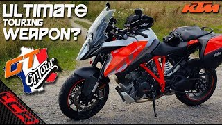 KTM Super Duke GT |  The GT Tour Concludes :-(