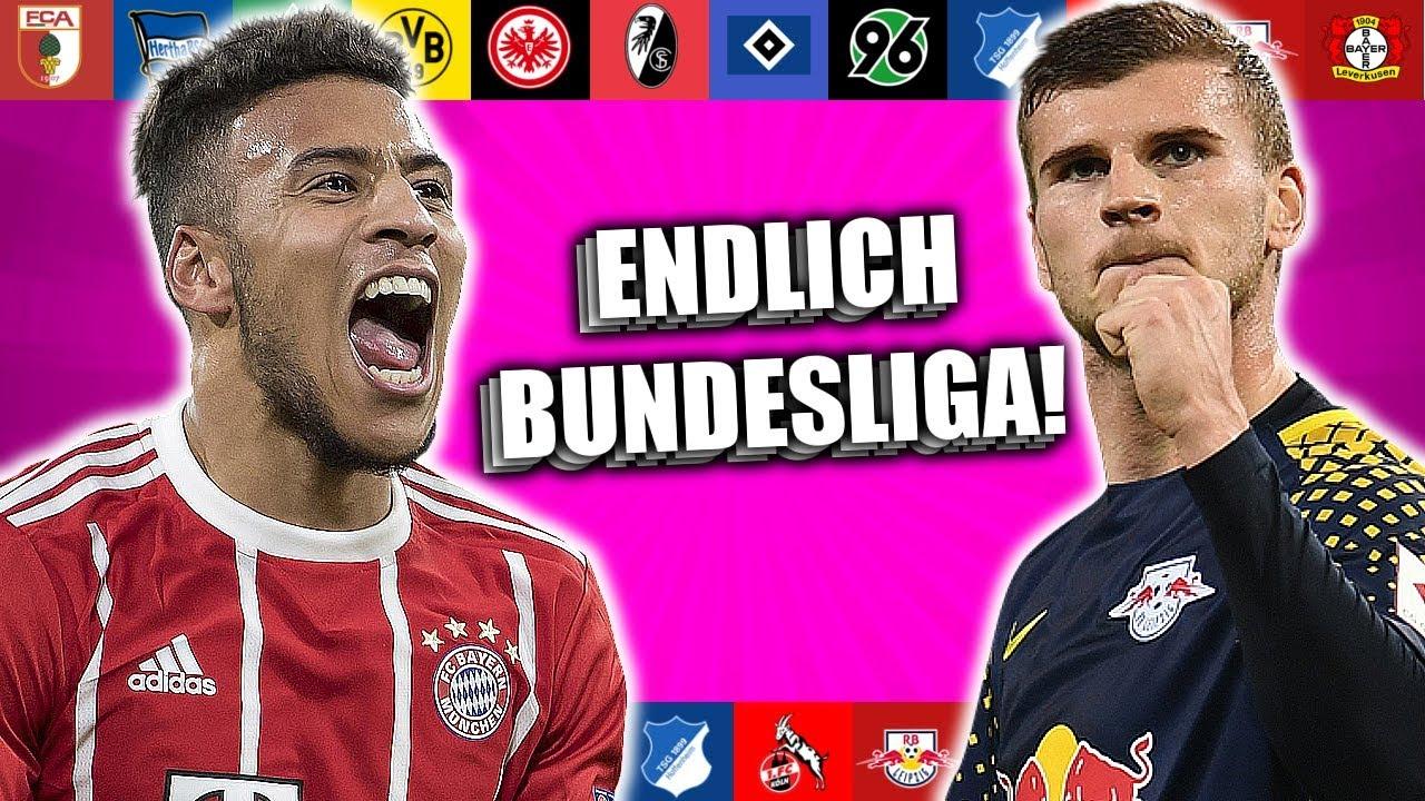 Endlich Wieder Bundesliga