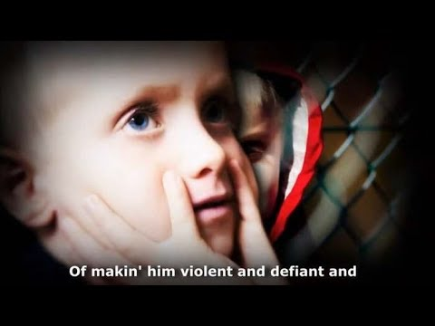 S S R Lies music video   2012 edition   exposes the psychiatric drugging of children
