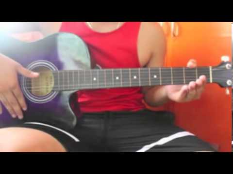 How To Play Fall For You Secondhand Serenade On Guitar Tutorial