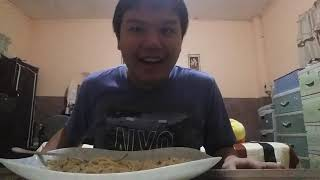 Carbonara Eating