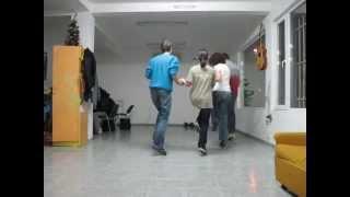 Урок по НАРОДНИ ТАНЦИ - Дайчово хоро - Солидарен център Варна