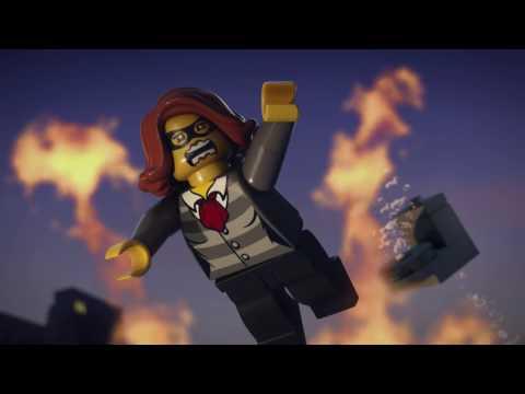 Getaway Goons - LEGO City Police - Mini Movie Part 1