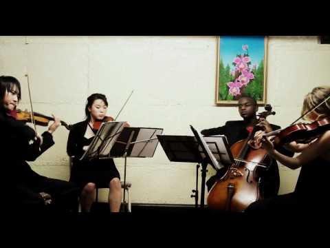 iconiQ String Quartet - A Whole New World (from