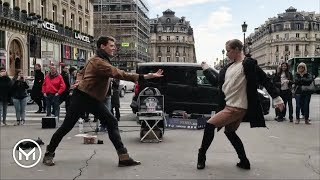 Ed Sheeran - Thinking out loud (cover by Youri Menna @Opéra Paris + dance performance)