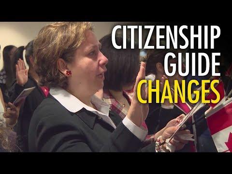 "Trudeau makes Canadian citizenship guide ""Sharia compliant"""