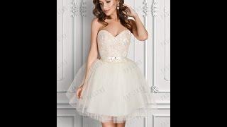 Вечернее платье Лавью пудра TM PAULINE