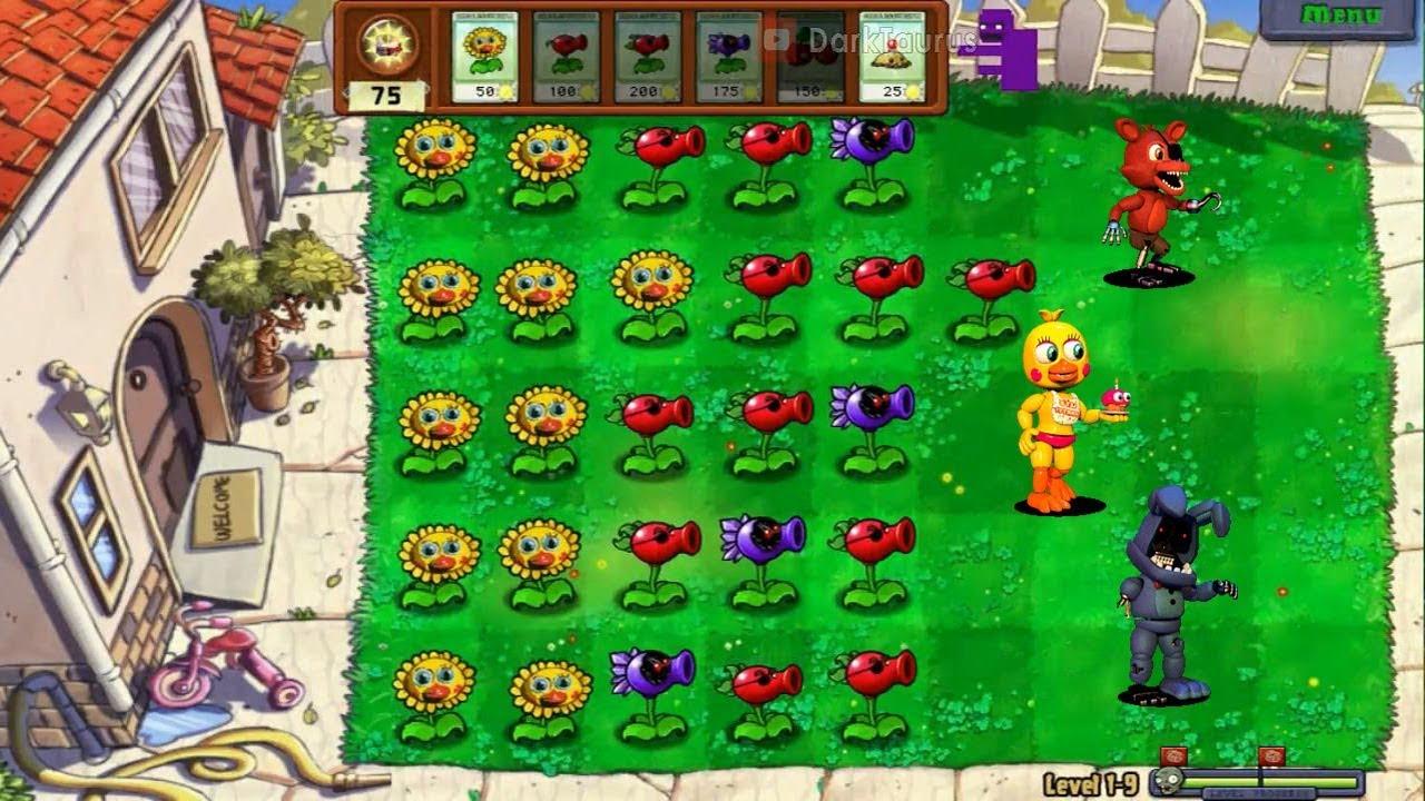 plants vs zombies pc mod