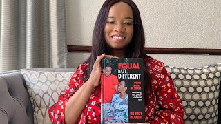 """Me Developing Me   Women's Month Edition   Book Review   Judy Dlamini - """"Equal But Different"""""""