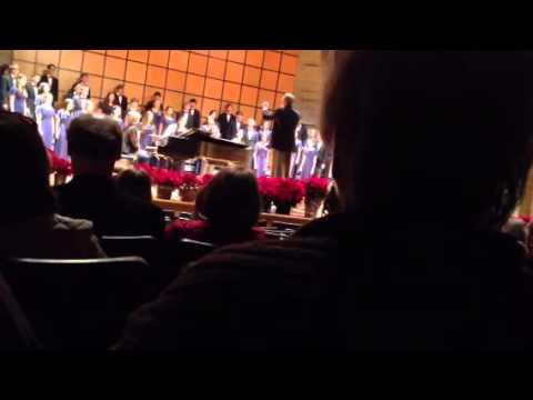 Indian Springs School Concert 12/12