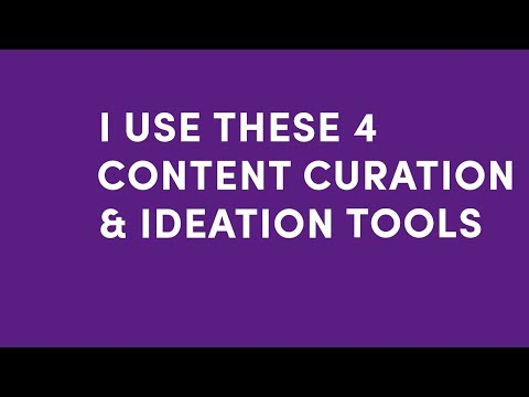 The Best Content Curation & Ideation Tools for 2017