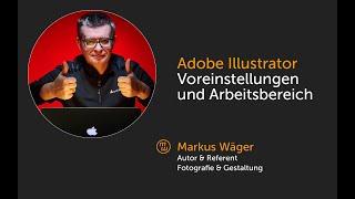 Adobe Illustrator CC: Arbeitṡbereich einrichten