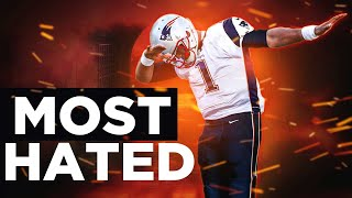 Download Cam Newton - MOST HATED (PATRIOTS HYPE) ᴴᴰ Mp3 and Videos