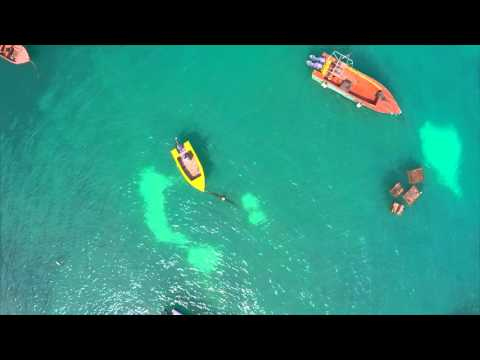 Drone Video of Anguilla (Solo by 3dRobotics)