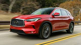 Infiniti QX50 2018 Car Review