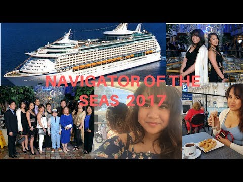 Royal Caribbean Navigator Of The Seas 2017 | Cruz on a Cruise