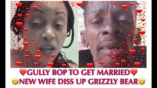 """Video GULLY BOP TO GET MARRIED - NEW WIFE DISS UP """"GRIZZLY BEAR"""" download MP3, 3GP, MP4, WEBM, AVI, FLV Januari 2018"""
