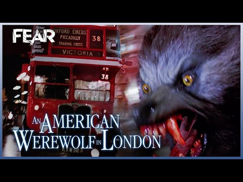 The Piccadilly Circus Rampage   An American Werewolf In London