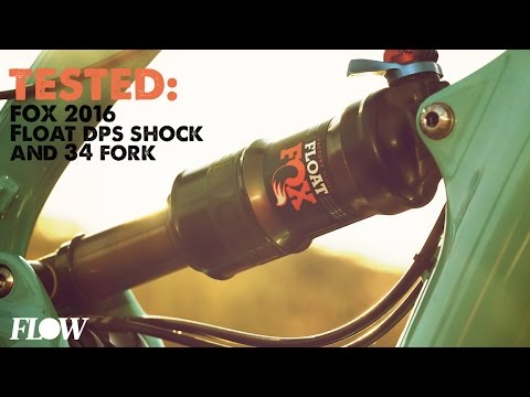 TESTED: FOX 2016 34 Fork and DPS shock
