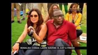 ACTRESS MONALISA CHINDA DENIES DATING LANRE NZERIBE
