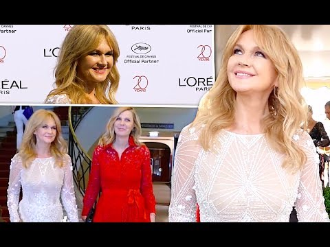 Grażyna Torbicka w luksusowym hotelu w Cannes 2017