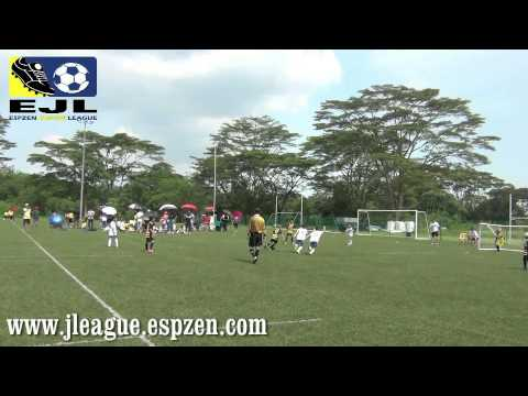 26102014 EJL Match Day 5 Highlights U8