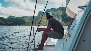 This Was a BAD IDEA - Sailing With My Brother || Boat Life Q&A in Tahiti
