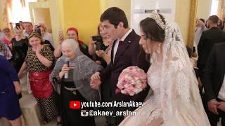 Жених и невеста. Кумыкская свадьба. Махачкала