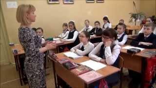 ГБОУ гимназия №1515 - урок литературы