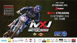 MXJ - Italiano Junior Motocross - Ottobiano