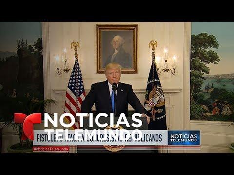 Noticias Telemundo, 14 de junio de 2017   Noticiero   Noticias Telemundo