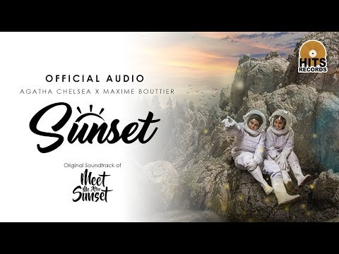 Agatha Chelsea Ft. Maxim Bouttier - Sunset (Official Audio)