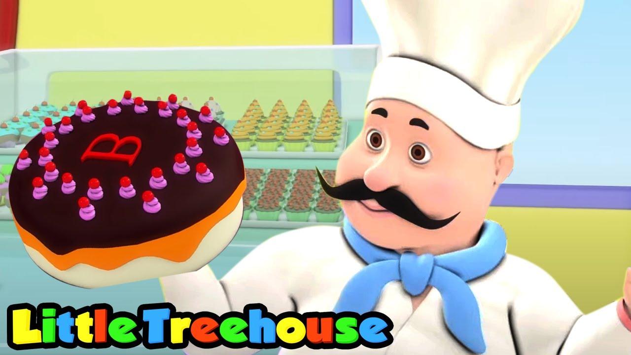 Làm bánh   Vần điệu trẻ   Little Treehouse Vietnam   Hoạt hình thiếu nhi   Video giáo dục trẻ