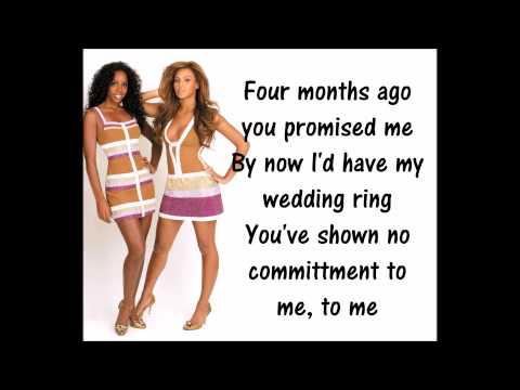 Beyoncé & Kelly Rowland - Have Your Way (lyrics)