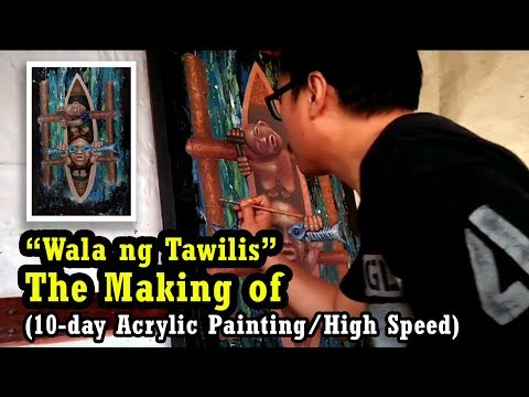 """Wala ng Tawilis""