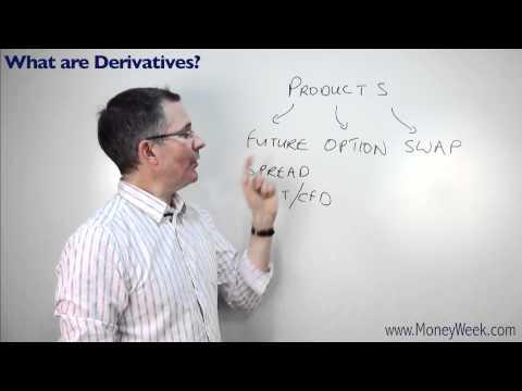 What are derivatives? - MoneyWeek Investment Tutorials