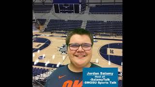Intro to Jordan Salamy's sports podcasts