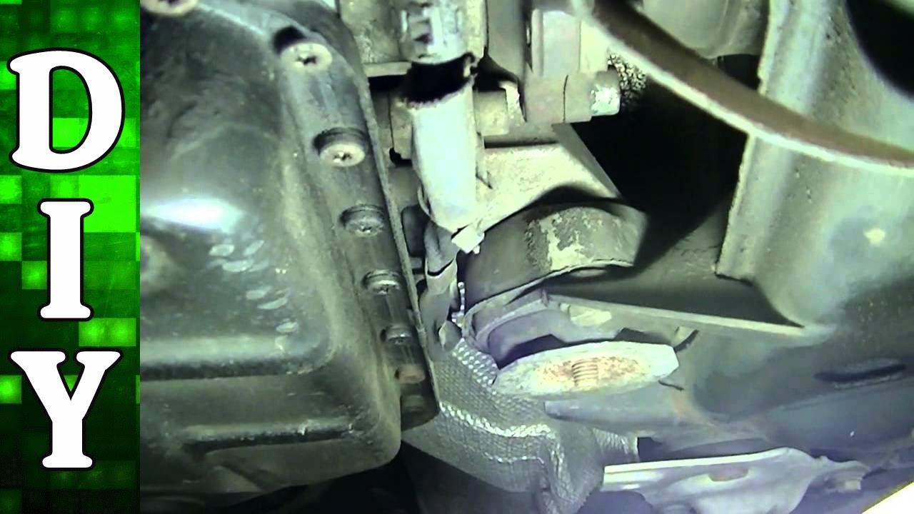 Motor and Transmission Mount Inspection 2004 VW AUDI 18L