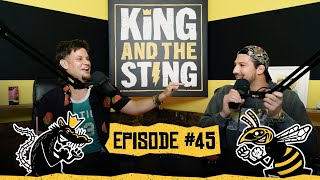 Hat Fishing | King and the Sting w/ Theo Von & Brendan Schaub #45