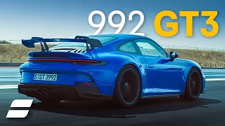 NEW 2021 Porsche 911 GT3: The 992 is HERE!