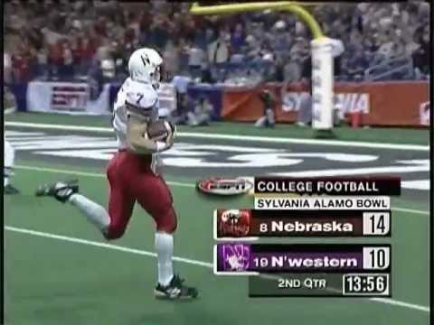 Valero Alamo Bowl Top 20 Plays - Eric Crouch (2000)