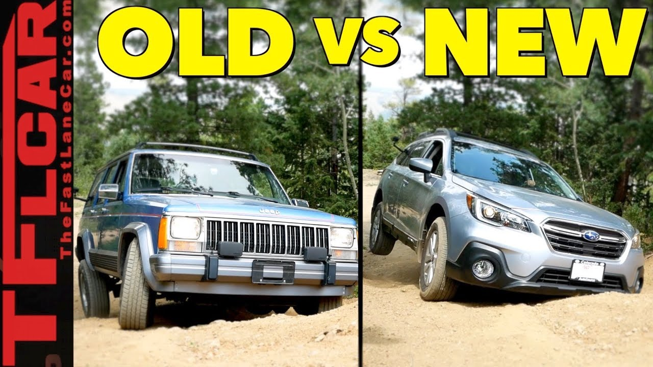 Download Only One Makes It! 2018 Subaru Outback vs Jeep Cherokee vs Gold Mine Hill